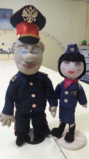Полицейский дядя Степа